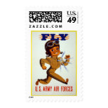 Fly - U.S. Army Air Forces Postage Stamp