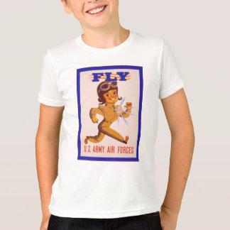 Fly ~ Vintage World War 2 T-Shirt