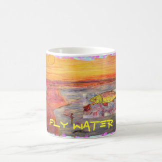 Fly Water Coffee Mug
