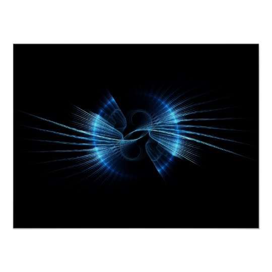 fly wing poster