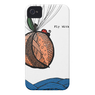 Fly With Me iPhone 4 Covers