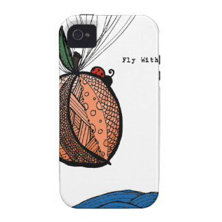 Fly With Me Vibe iPhone 4 Case