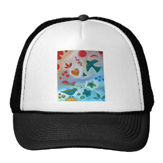 Fly With Me Mesh Hats