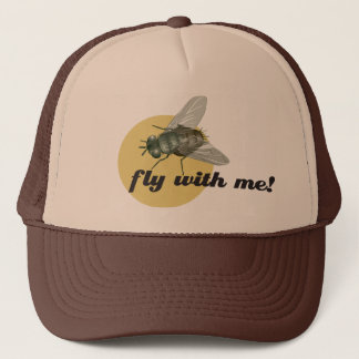 Fly With Me :) Trucker Hat