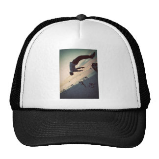 Fly with Parkour Trucker Hat
