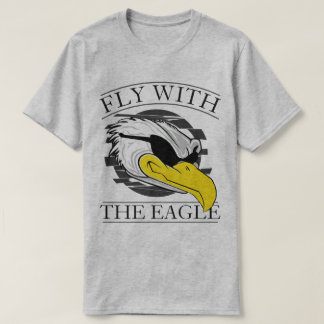 Fly With The Eagle T-Shirt