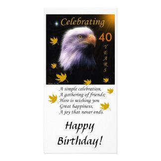 Fly With The Eagles / Celebrate Card