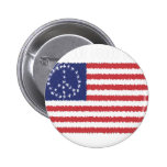 Fly Your Freak Flag Pinback Buttons