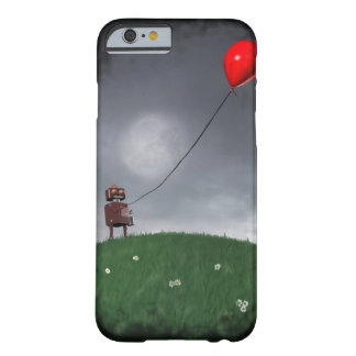 Fly Your Little Red Balloon Barely There iPhone 6 Case