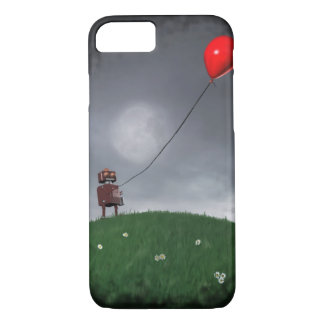 Fly Your Little Red Balloon iPhone 7 Case