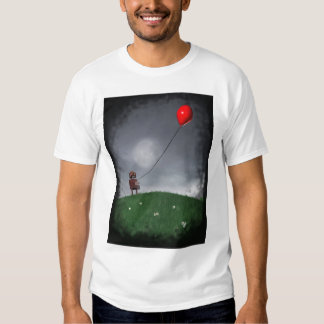 Fly Your Little Red Baloon T-Shirt