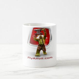 FlyAnvil logo Coffee Mug