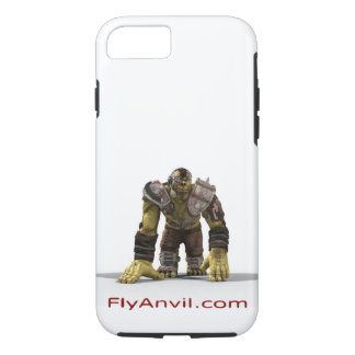 FlyAnvil logo. iPhone 7 Case