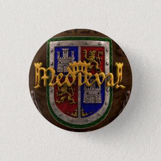 FlyAnvil logo Pinback Button