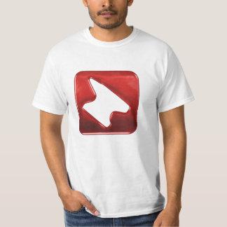 FlyAnvil logo. T-Shirt