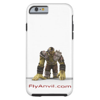FlyAnvil logo. Tough iPhone 6 Case