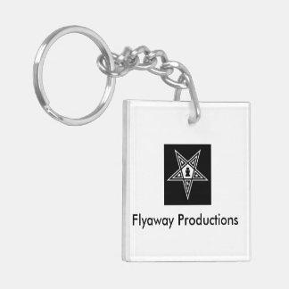 Flyaway productions keychain