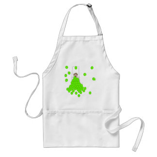 Flyball Ball Shagger Adult Apron