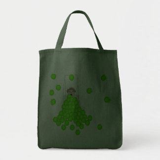Flyball Ball Shagger Tote Bags
