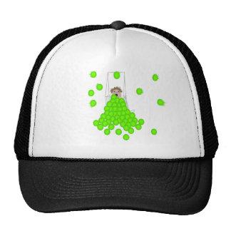 Flyball Ball Shagger Trucker Hat