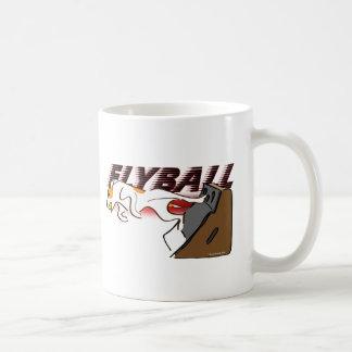 Flyball Boxturn Classic White Coffee Mug