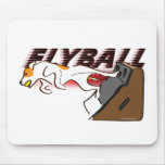 Flyball Boxturn Mouse Pads