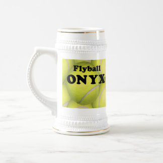 Flyball, cerveza Stein del ÓNIX Jarra De Cerveza