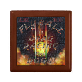 Flyball Flamz: Drag Racing for Dogs! Gift Box