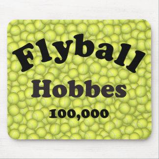 Flyball Hobbes, 100.000 puntos Tapetes De Ratones