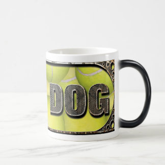Flyball Iron Dog Morphing Mug