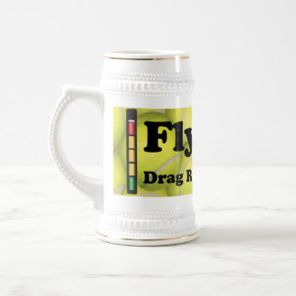 Flyball is Drag Racing for Dogs Beer Stein Mug