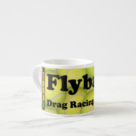 Flyball is Drag Racing for Dogs, Espresso Mug