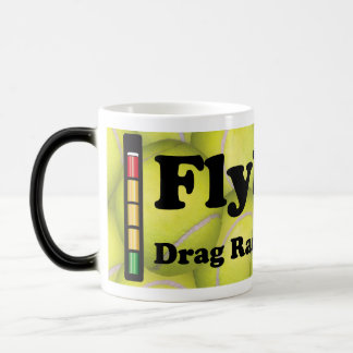 Flyball is Drag Racing for Dogs, Morphing Mug