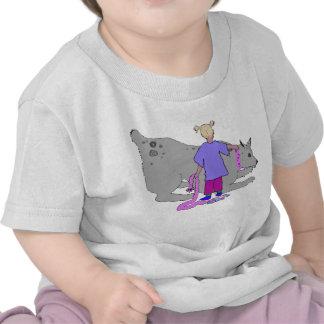 Flyball Junior Hander T Shirt