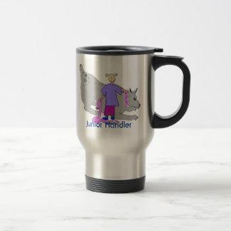 Flyball Junior Hander Travel Mug