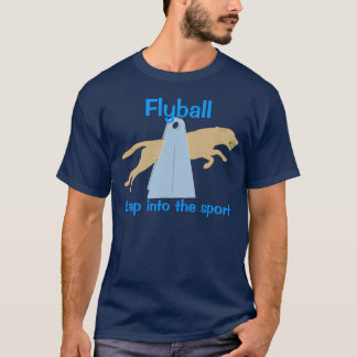 Flyball Leap T-shirt