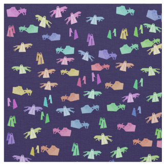 Flyball Leaps Fabric