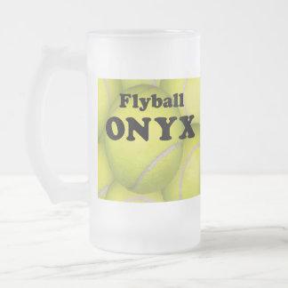 Flyball, ÓNIX heló la taza de cerveza