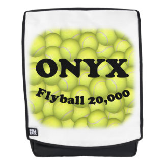 Flyball ONYX, 20,000 Points Backpack
