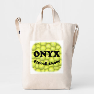 Flyball ONYX, 20,000 Points Duck Bag