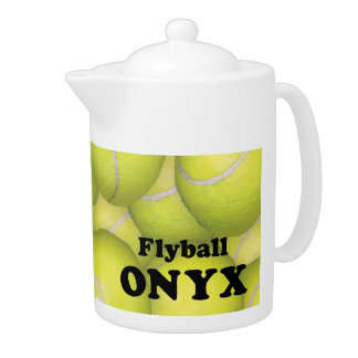 Flyball ONYX, 20,000 Points Teapot