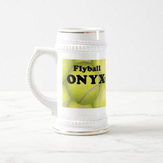 Flyball, ONYX Beer Stein 18 Oz Beer Stein