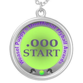 Flyball Perfect Start Necklace