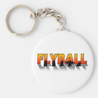 Flyball Shadow Keychain