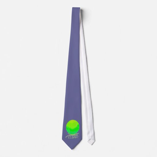 Flyball Spitball Tie