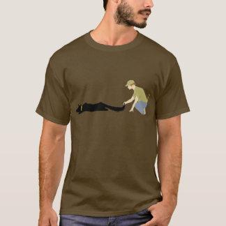 Flyball Start Dog T-Shirt