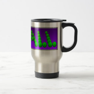 Flyball Trave Mug (Stainless Steel)