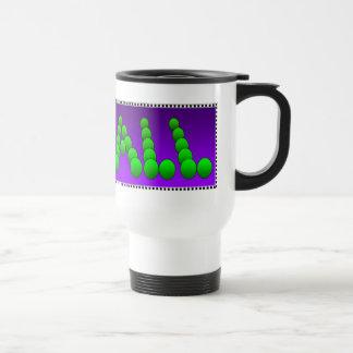 Flyball Travel Mug (Purple)