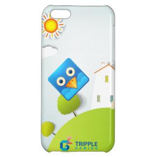 FlyBirdie - caso del iPhone 5 - casa del chirrido