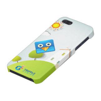 FlyBirdie - caso del iPhone 5 - casa del chirrido  iPhone 5 Cárcasas